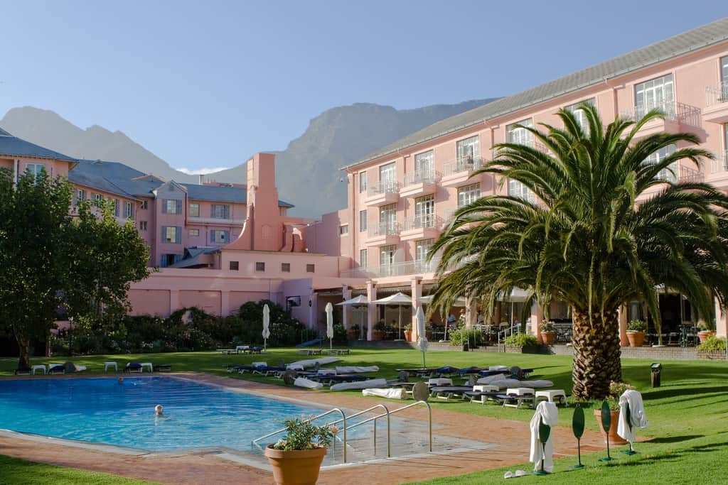 Ambient belmond mount nelson hotel Cape Town